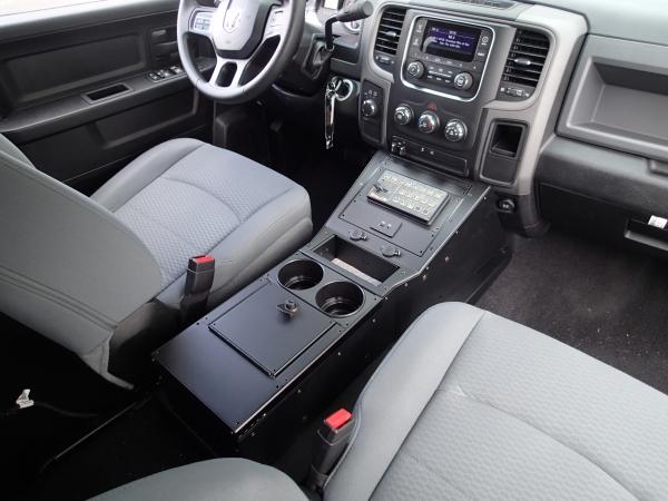 "Havis 2013-2017 Dodge Ram 1500 Special Service 22"" Console - StrobesNMore.com"