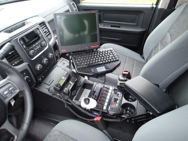 """Havis 2013-2017 Dodge Ram 1500 Special Service 22"""" Console ..."""