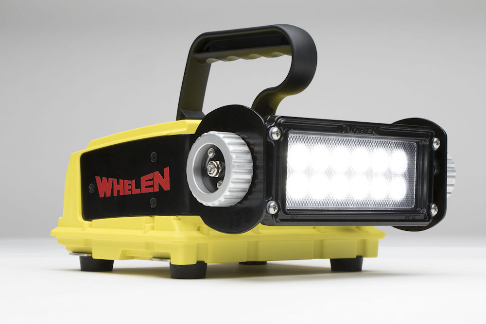 Whelen Pioneer LiFe™ Portable Scene Light - StrobesNMore.com