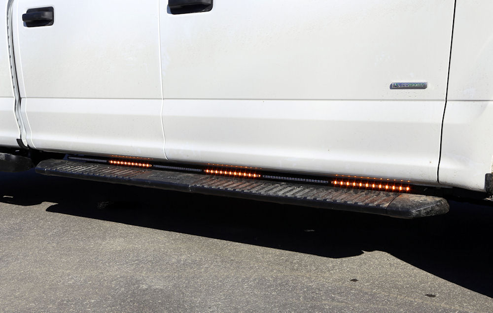 Whelen Tracer Series Super Led 174 Duo Dual Color Running