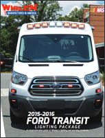 Whelen - 2016 Ford Tranist Catalog