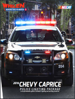 Whelen - 2017 Chevy Caprice Catalog