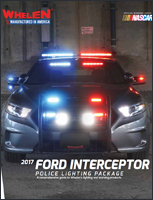 Whelen - 2017 Ford Interceptor Catalog
