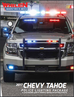 Whelen - 2017 Chevy Tahoe Catalog