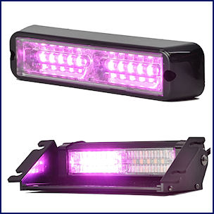 Purple LED Lights
