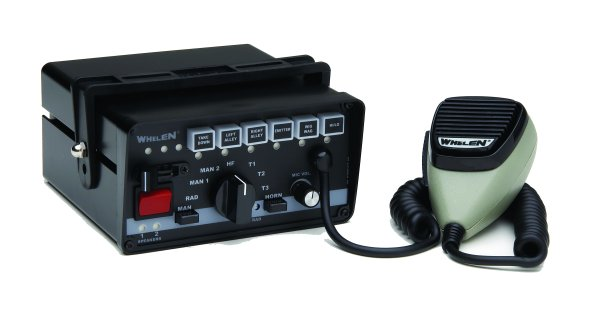 whelen hands free siren amplifier with build in switchbox, electrical wiring, whelen 500 series light bar wiring diagram