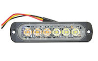 Brooking Industries Super Thin ST6 LED
