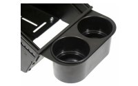 Havis Dual Cup Holder for Angled Consoles