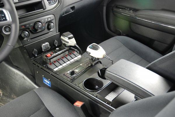 Havis 2011 2017 Dodge Charger 24 Console StrobesNMorecom