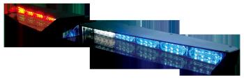 Axixtech Xtreme Stealth Visor Interior Lightbar