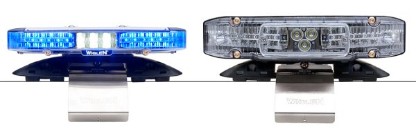 Whelen legacy series duo super led wecan lightbar strobesnmore quick view aloadofball Gallery