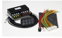 Whelen's All New 8 Position Key Pad with Remote Relay Module