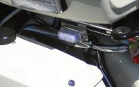 Whelen Harley-Davidson Under Radio Box Mounting Kit