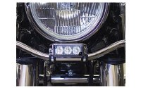 Whelen TIR3 Harley Davidson under Headlight Mount