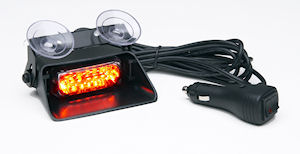 Whelen Spitfire Plus Super LED Dash Light.