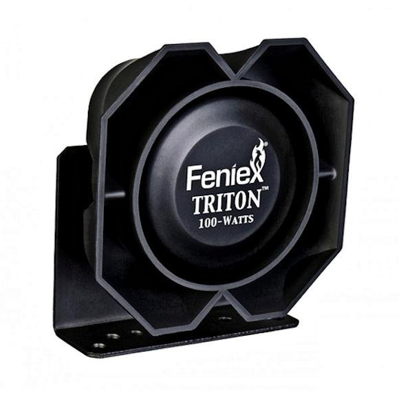 Feniex Triton 100w Siren Speaker Strobesnmore Com