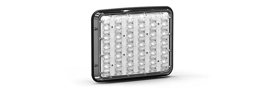 Feniex Wide Lux 9x7 Inch LED Light  sc 1 st  Strobes Nu0027 More & Feniex Wide Lux 9x7