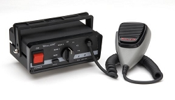 Whelen Full Function Hands-Free Siren and Heavy-Duty Microphone