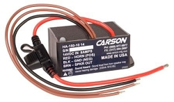 Carson Electronic Air Horn Amplifiers - Street Legal*