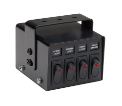 Whelen 4 Function Lighted Switchbox