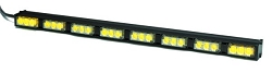 Whelen Dominator™ 8 Lamp Traffic Advisor™, TIR3™ Super-LED®