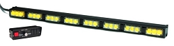 Whelen 8 Lamp Traffic Advisor™, TIR3™, Super-LED® with Controller