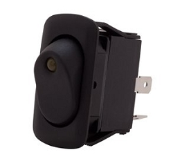 Universal Lighted Rocker Switch #4