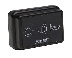 Whelen 3-Function Waterproof Motorcycle Switch