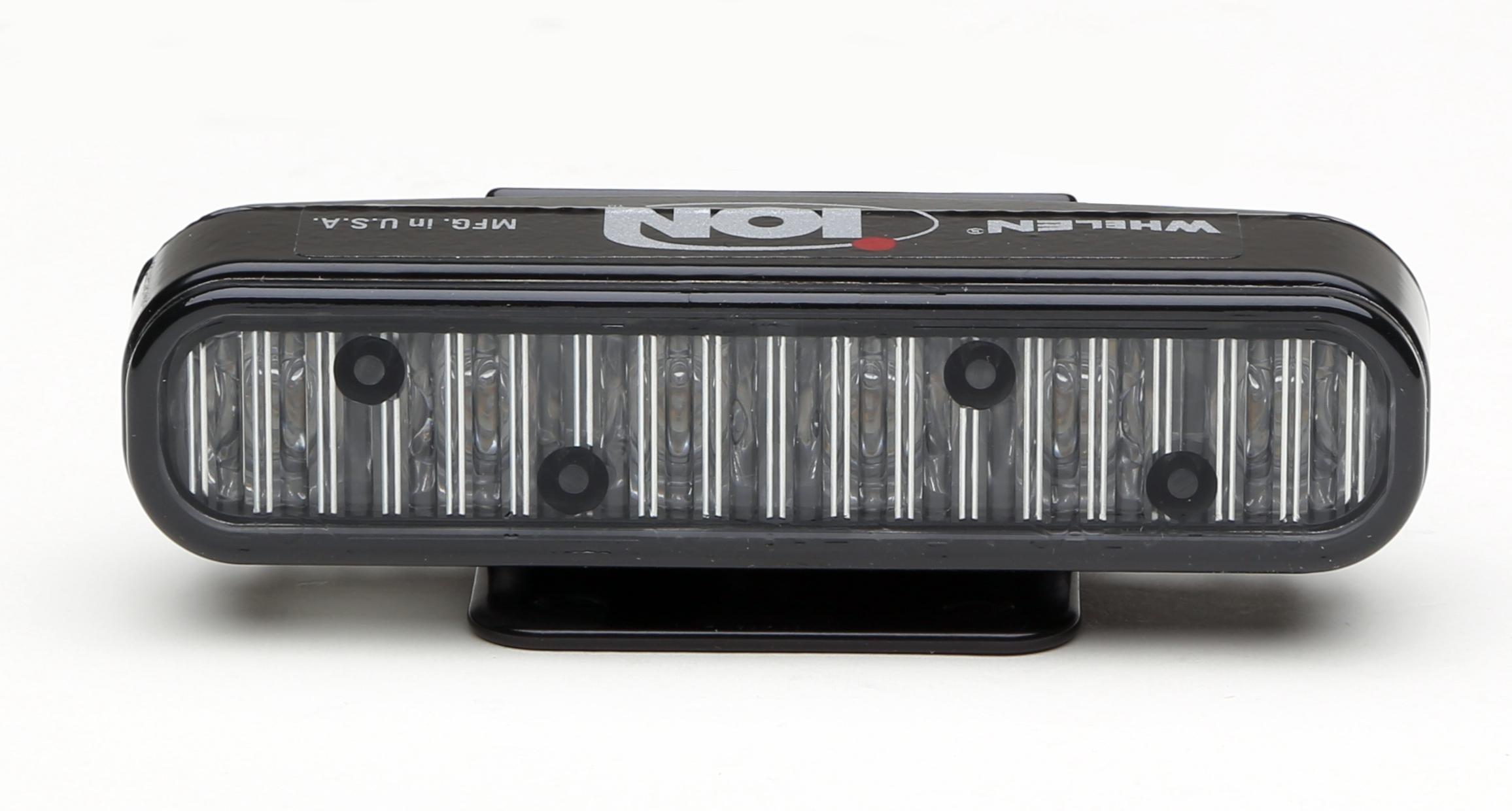 Whelen ion series super led universal light smoked lens for Garage ford lens