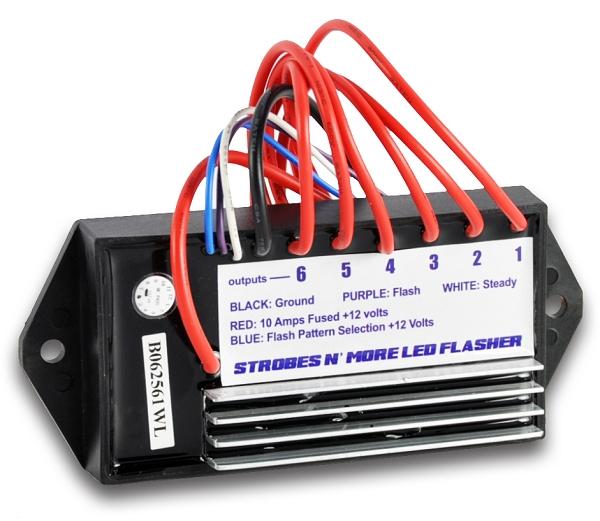 snm led flasher strobes n' more led flasher strobesnmore com  at mifinder.co