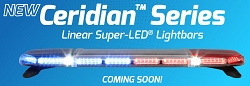 Whelen Ceridian™ Lightbar - COMING SOON!