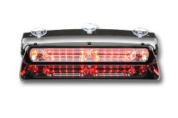 Whelen Avenger® II SOLO™ Dual Combination Linear/TIR Super-LED® Dash Light