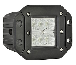 Strobes N' More EFlood 1620 Surface Mount Floodlight