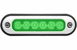 Whelen Green ION™ Surface Mount Series Super-LED®