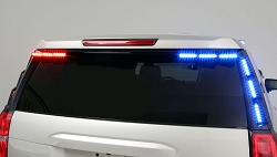 Whelen Outer Edge® Rear Facing  ION™ Super-LED® Low Current