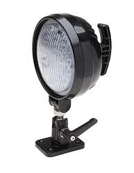 Whelen PAR-36 Round Super-LED® Work Light with Pedestal/Swivel Mount