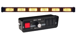 Whelen 6 Lamp LINZ6™ Super-LED® Traffic Advisor™ with Controller