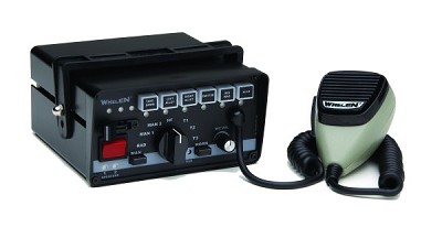Whelen Hands-Free Siren Amplifier with Switchbox