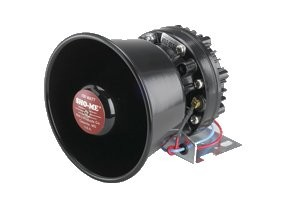 Able 2 Motorcycle Round Bell Speaker