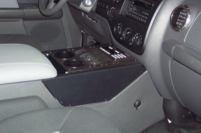 "Havis 2003-2006 Ford Expedition 12"" Console"