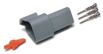 Deutsch Waterproof 3-Pin & Connector Kit