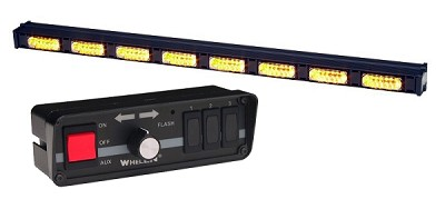 Whelen 8 Lamp LINZ6™ Super-LED® Traffic Advisor™ with Controller