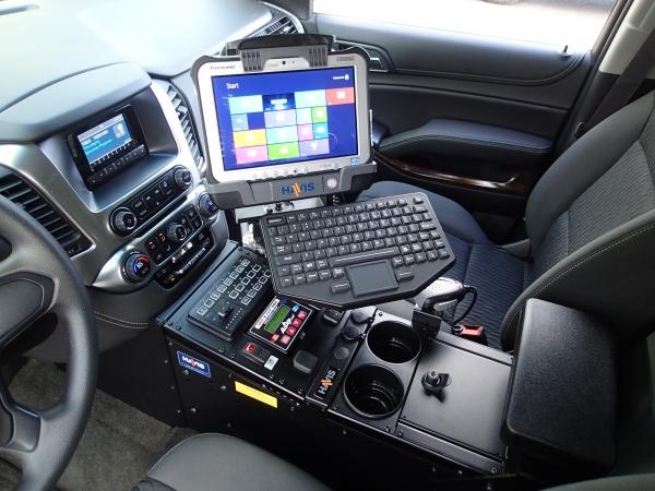 Havis 2015 2019 Chevrolet Tahoe Police 23 Quot Console