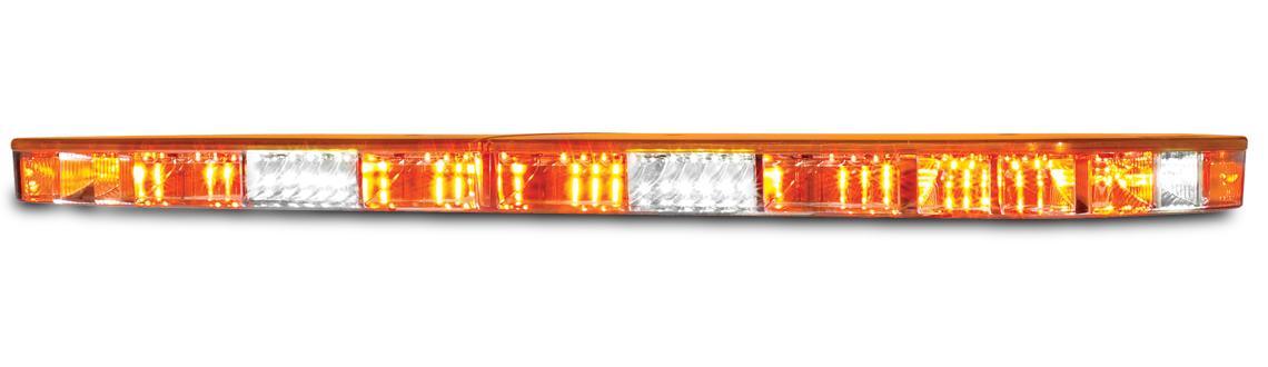 Federal signal lpx serial led lightbars - Federal signal interior lightbar ...