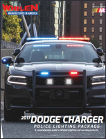 Whelen - 2017 Dodge Charger Catalog