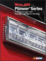 Whelen - 2017 Pioneer Series Catalog