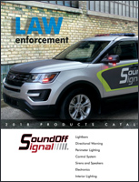 SoundOff Signal- 2018 Law Catalog