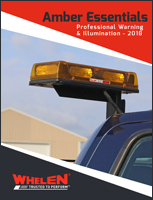 Whelen - 2018 Amber Essentials Catalog