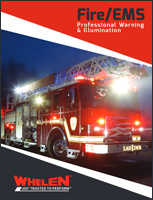 Whelen - 2018 Fire/EMS Catalog