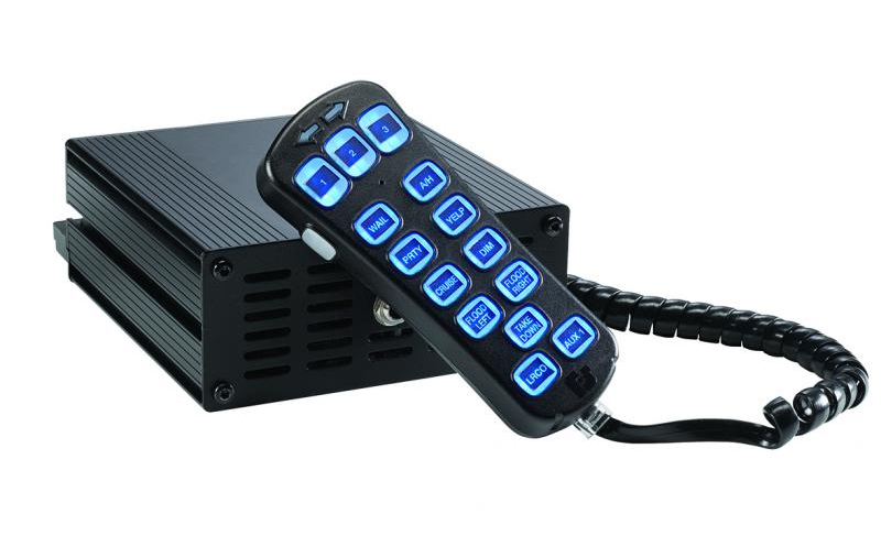federal signal pathfinder siren \u0026 light handheld controller mic siren federal signal federal signal pathfinder pf200 siren